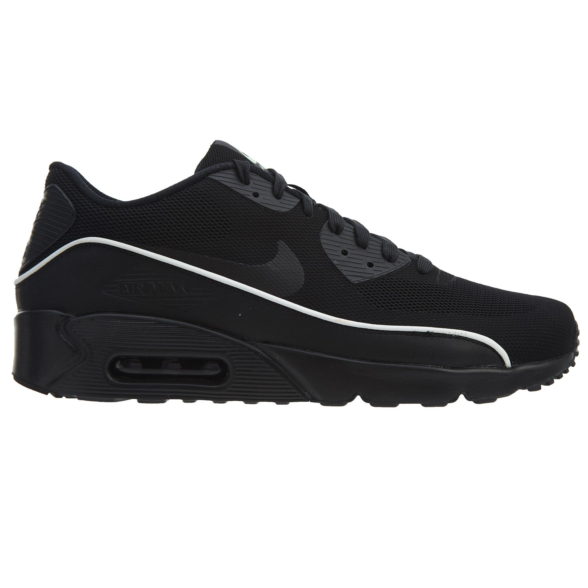 Nike Air Max 90 Ultra 2.0 Essential Black Black Mint Foam - 875695-009