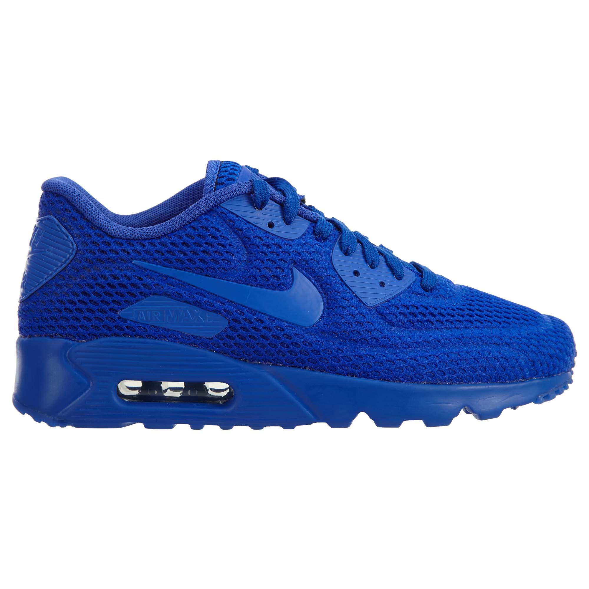 Nike Air Max 90 Ultra Br Racer Blue/Racer Blue - 725222-402