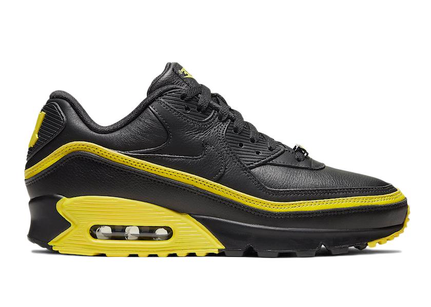 air max 90 yellow
