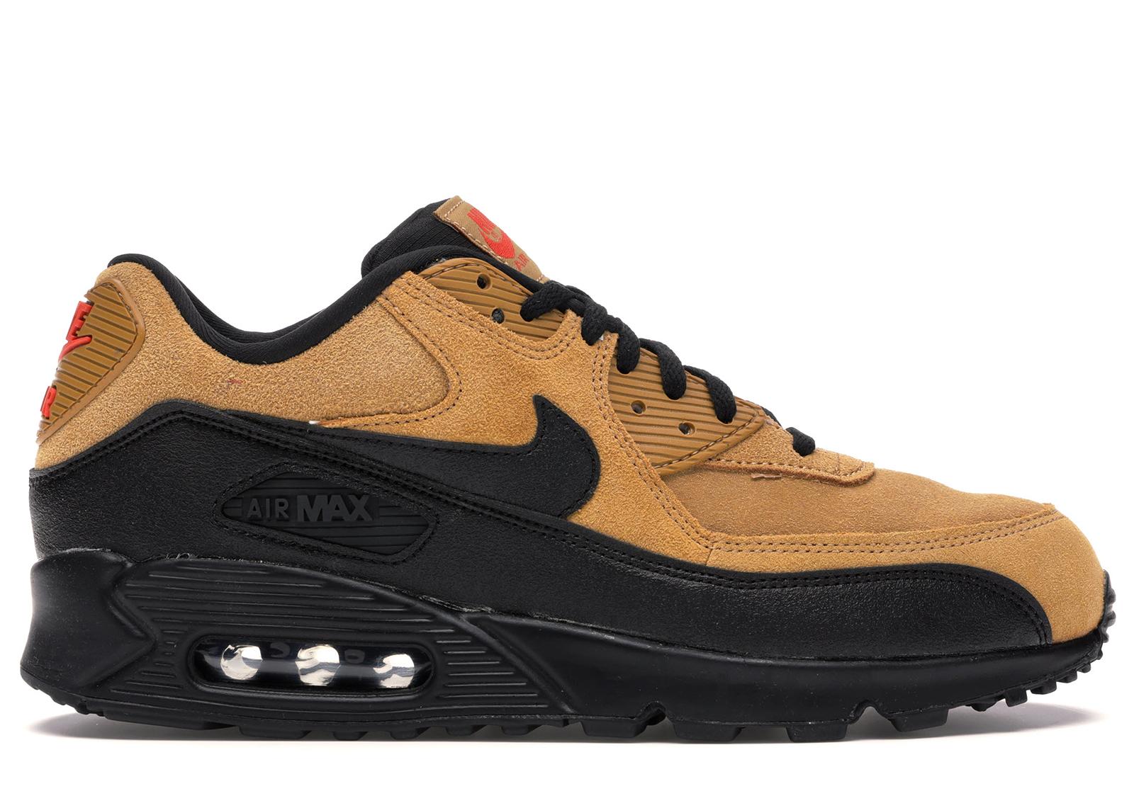 Nike Air Max 90 Wheat Black