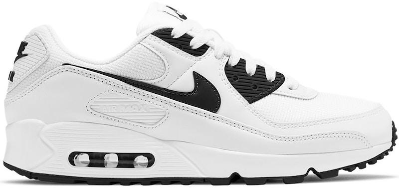 Nike Air Max 90 White Black (2020)