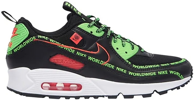 Nike Air Max 90 Worldwide Pack Black