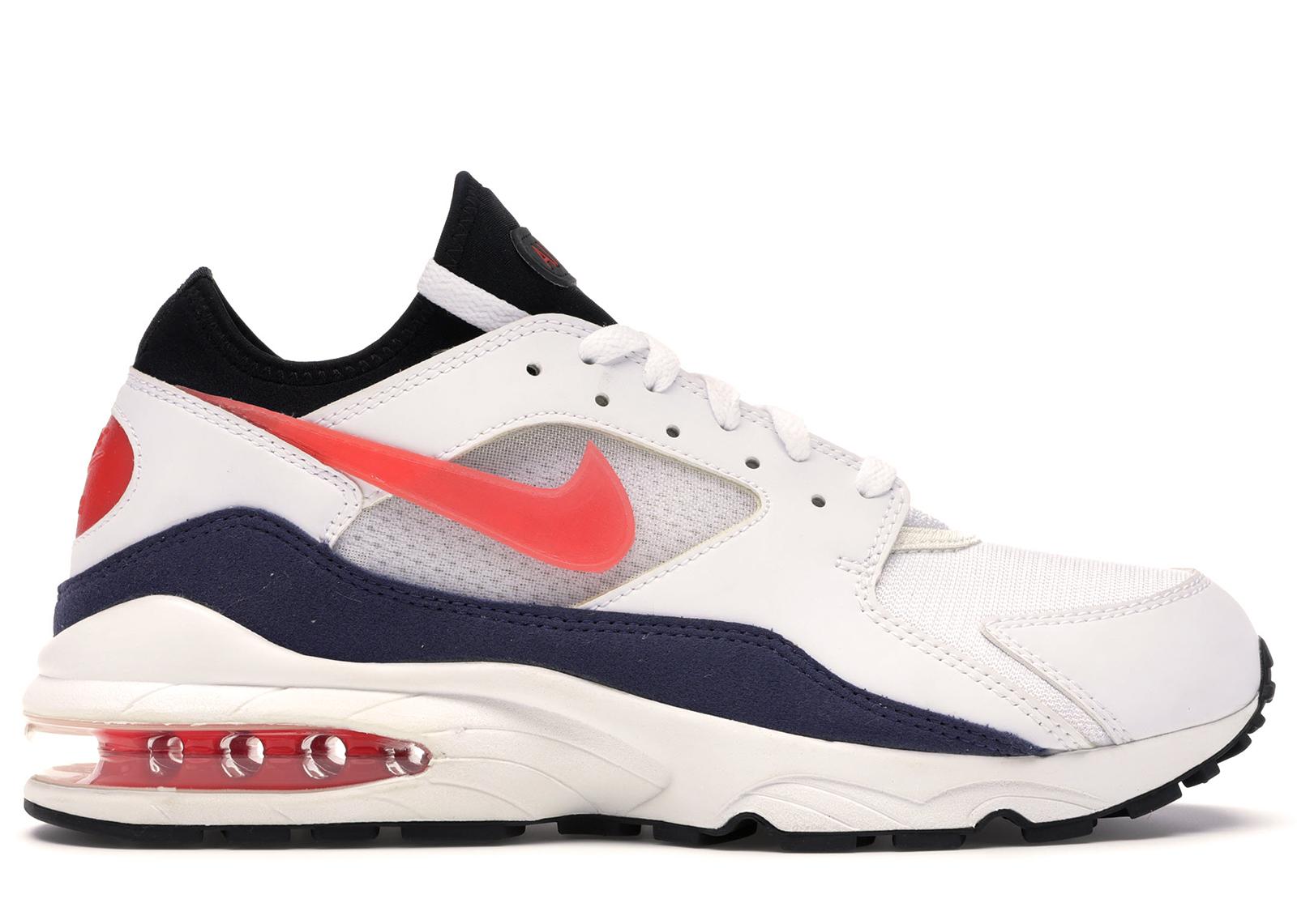 Nike Air Max 93 Habanero Red