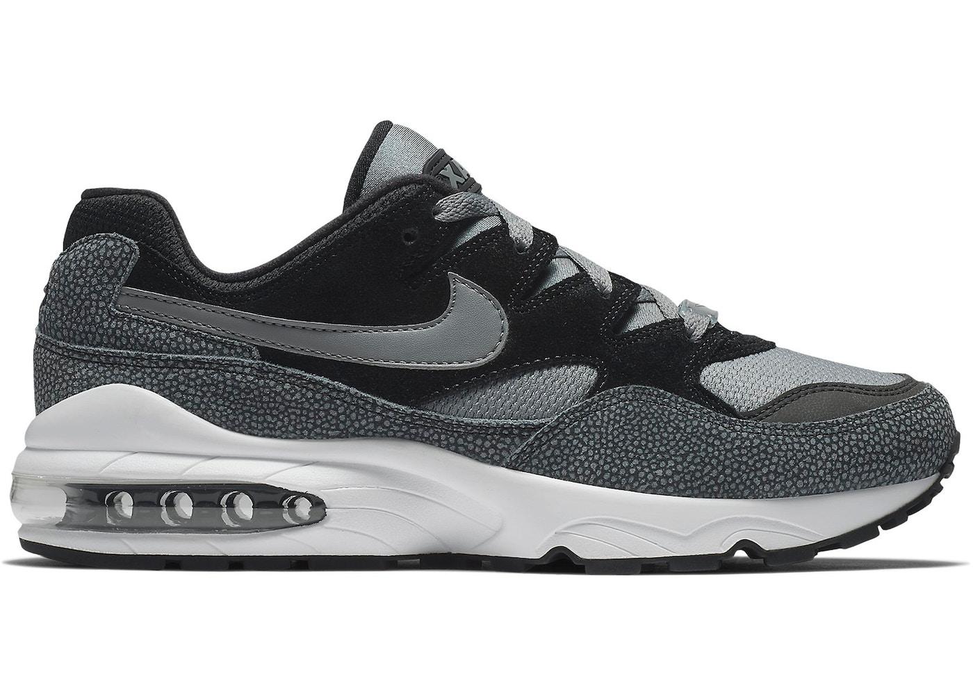 Nike Air Max 94 Black Grey Safari