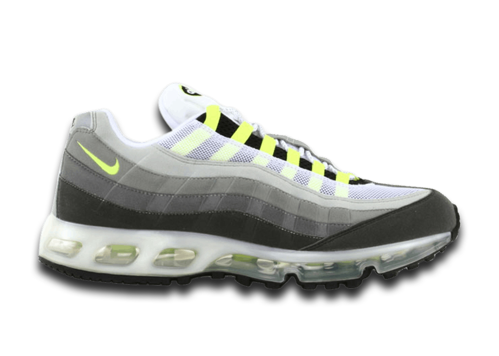 Nike Air Max 95 360 One Time Only Pack Neon