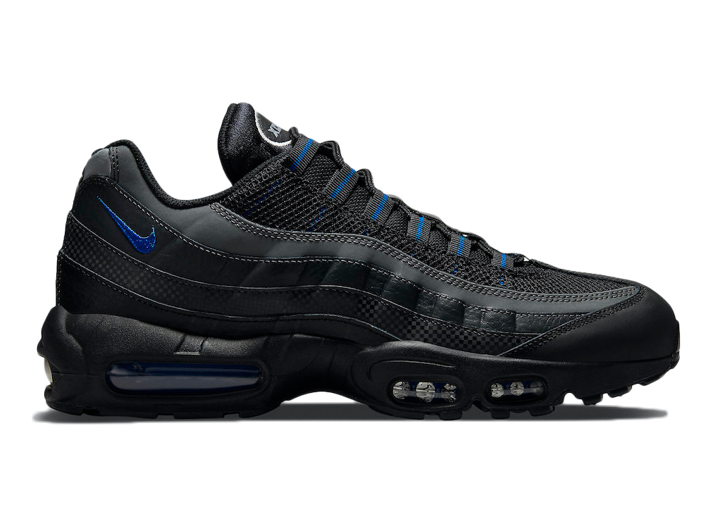 Nike Air Max 95 Black Royal
