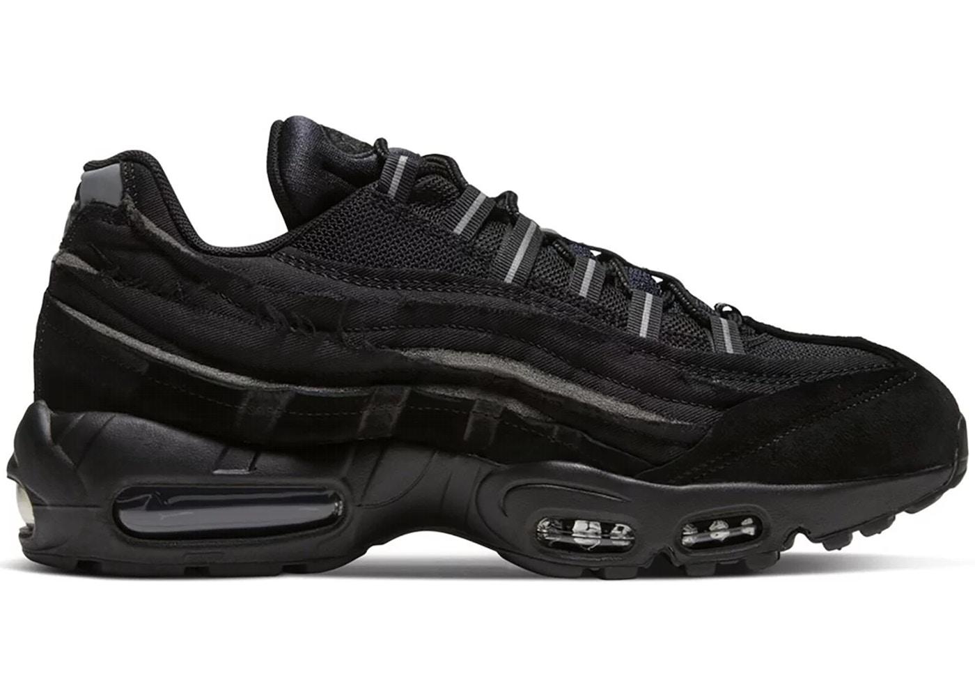 Nike Air Max 95 Comme des Garcons Black