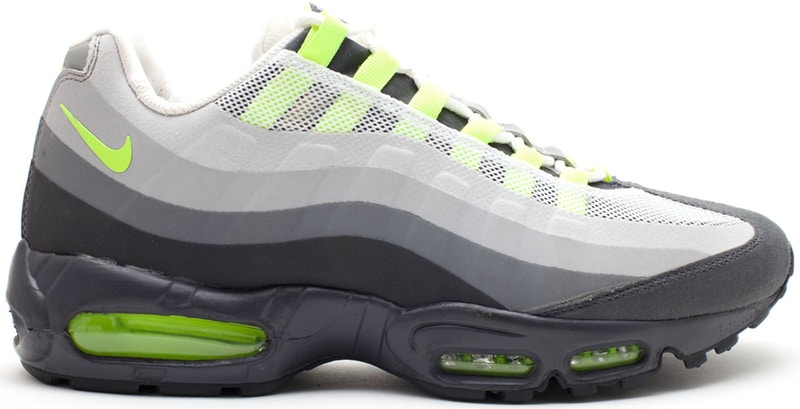 Nike Air Max 95 No Sew Neon - 511306-040