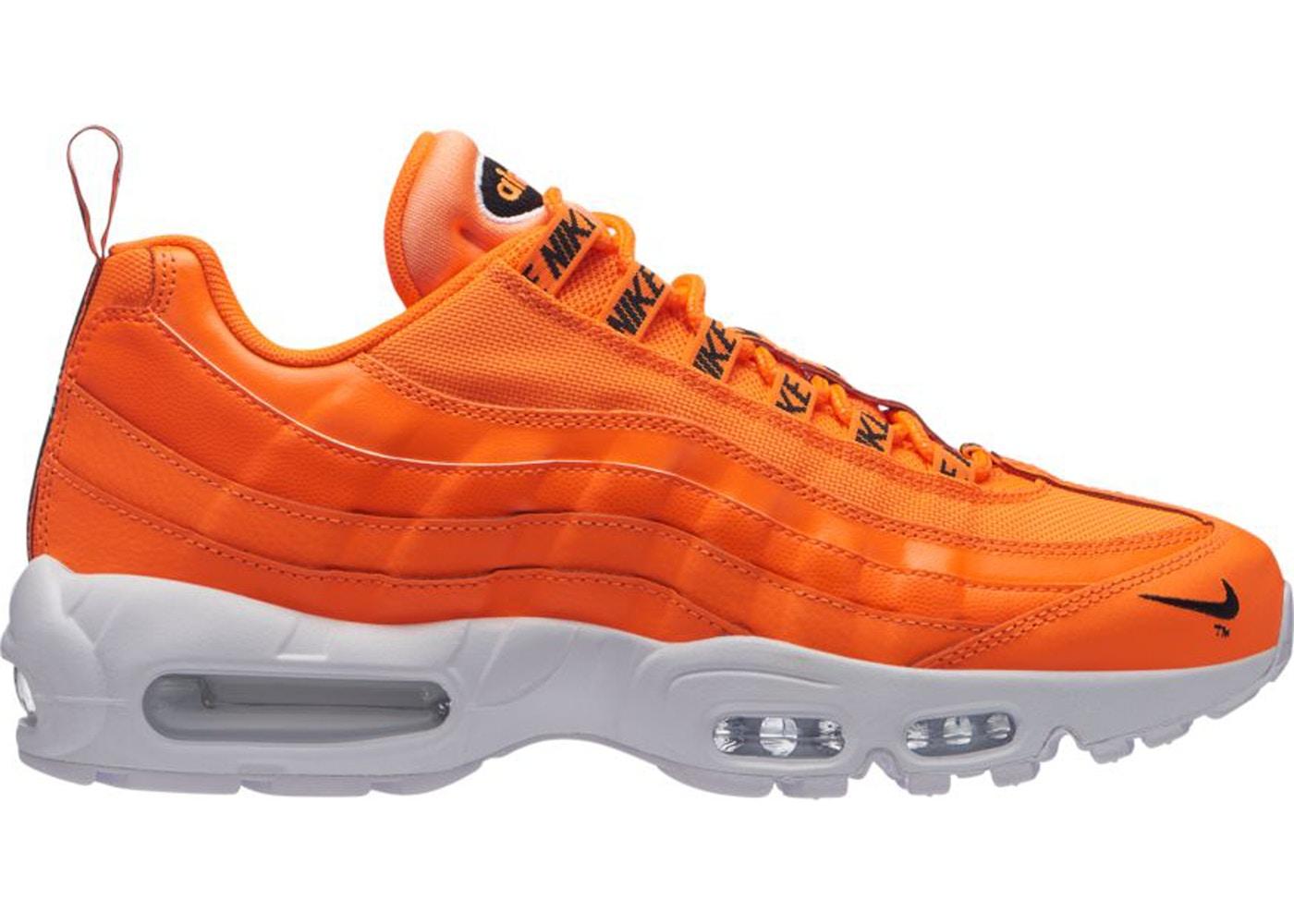 Nike Air Max 95 Overbranding Total Orange