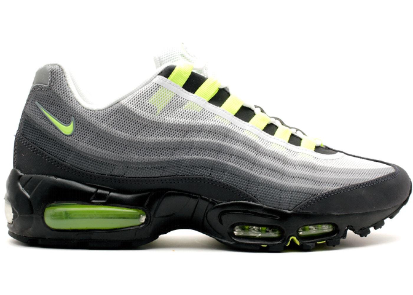 Nike Air Max 95 Premium Tape Neon