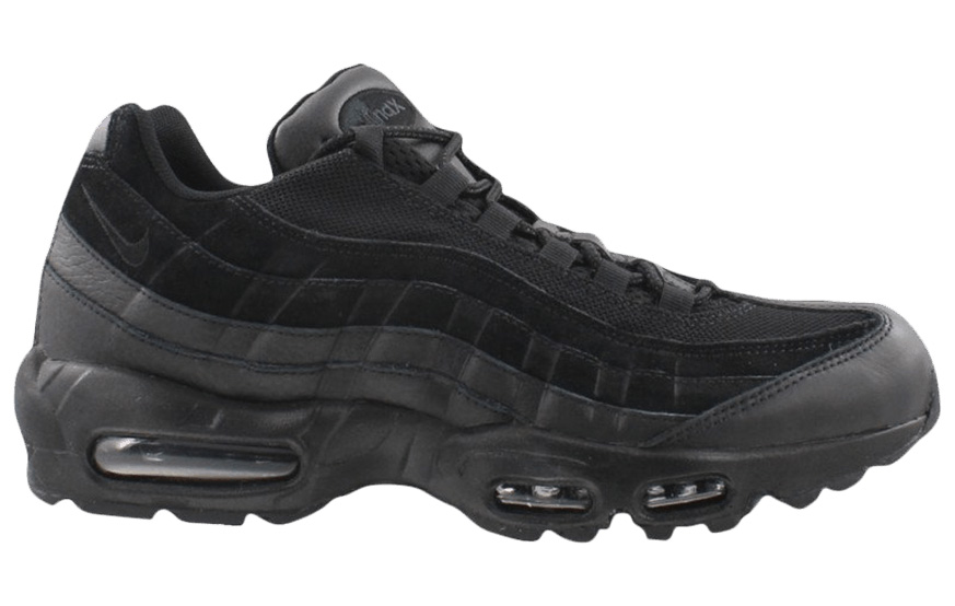 Nike Air Max 95 Premium Triple Black
