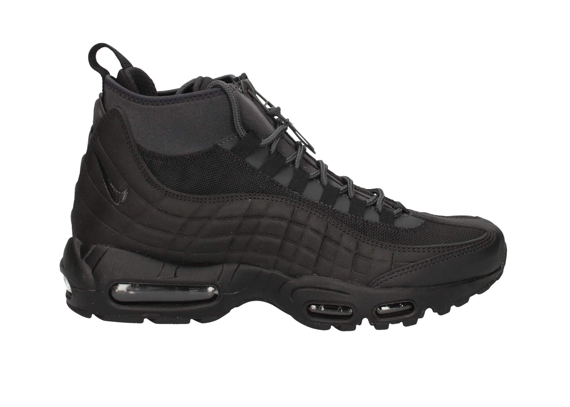 Nike Air Max 95 Sneakerboot Black Anthracite