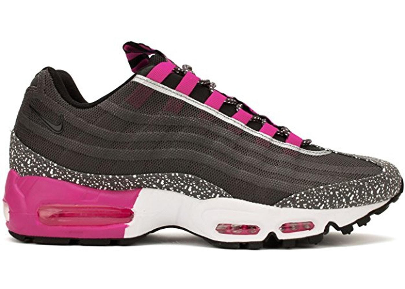 Nike Air Max 95 Tape Black Pink Foil