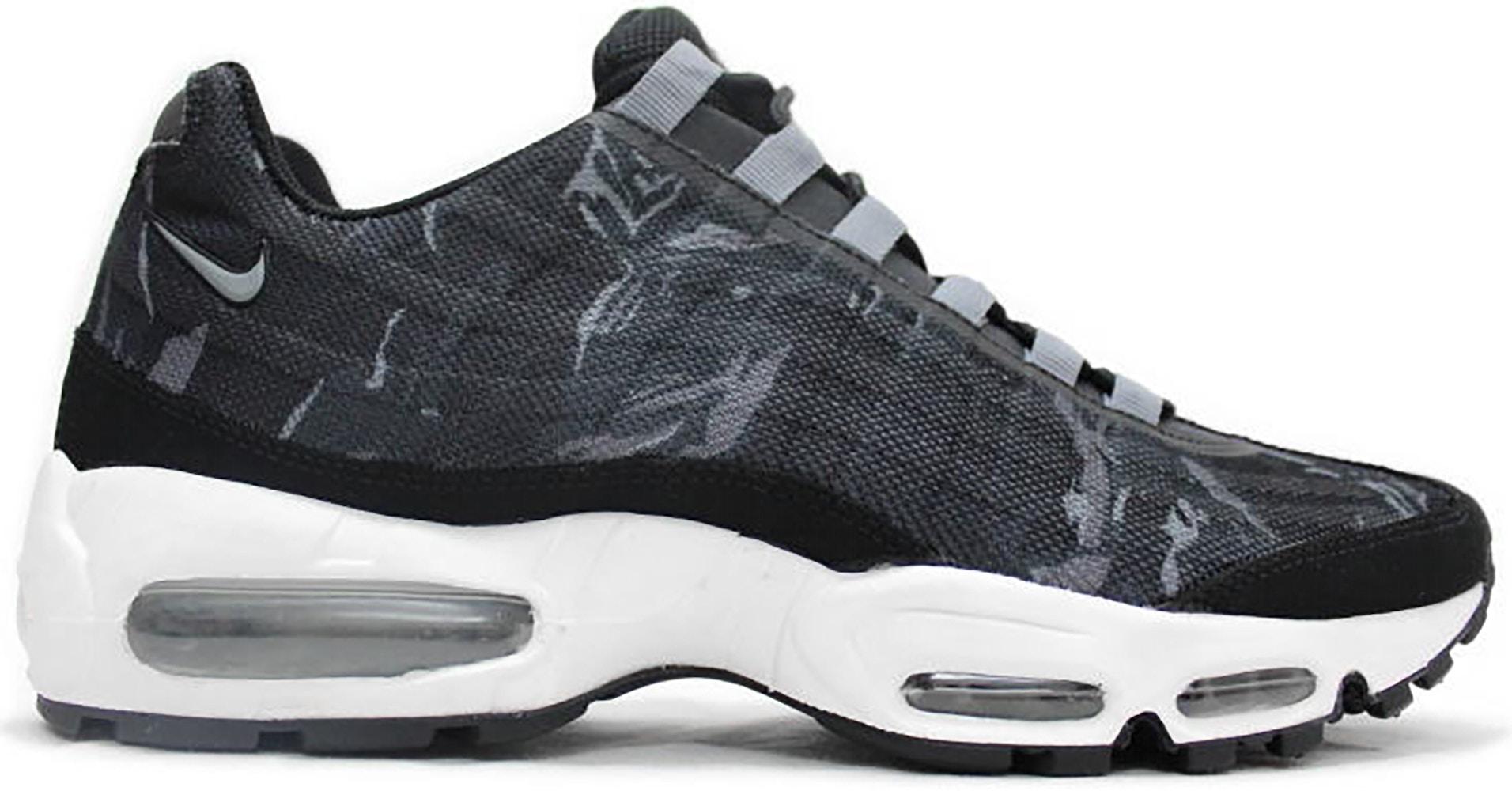 Nike Air Max 95 Tape Camo Black