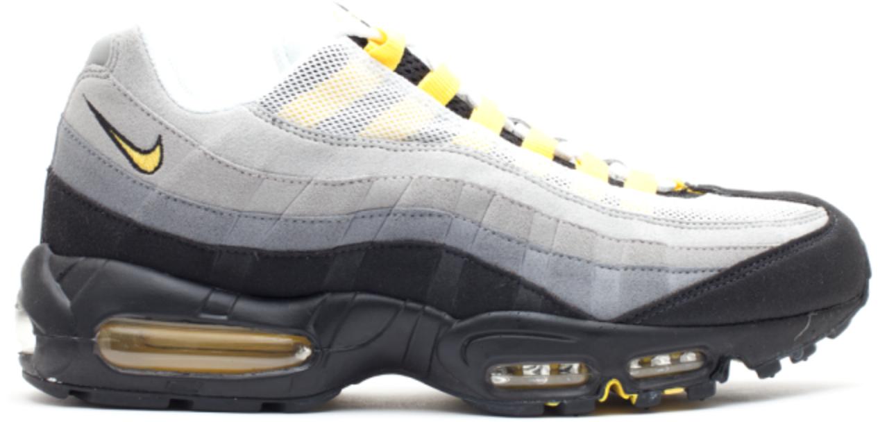Nike Air Max 95 Tour Yellow Grey