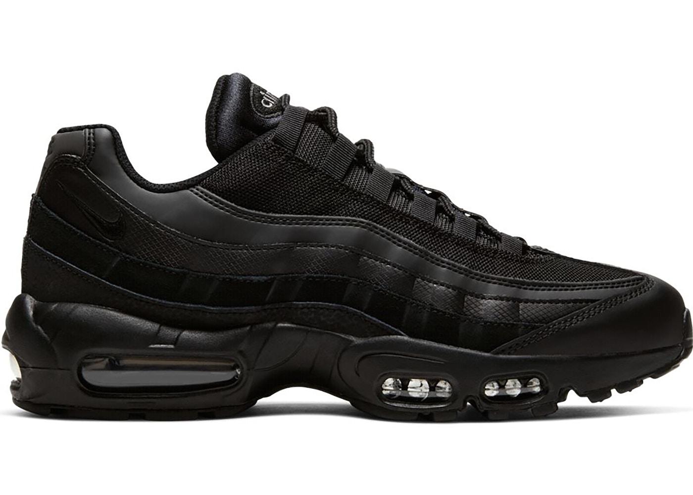 Nike Air Max 95 Triple Black (2020)