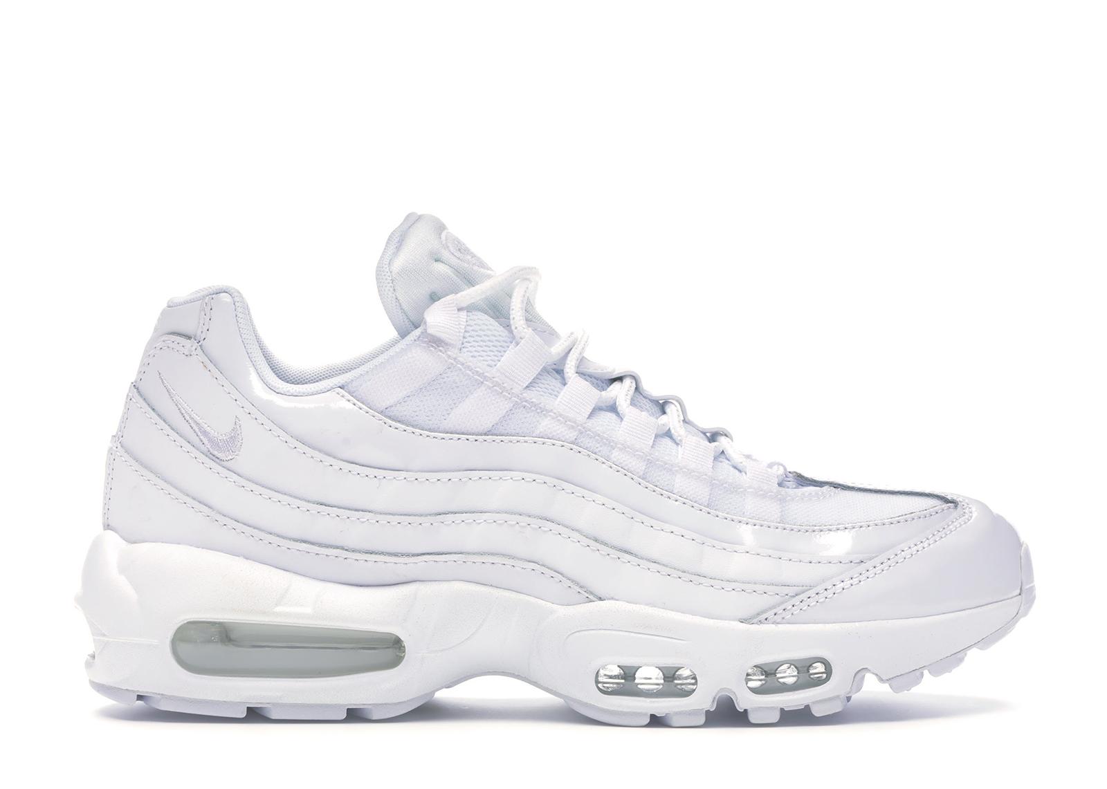 Nike Air Max 95 Triple White (W)