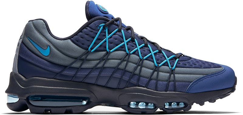 Nike Air Max 95 Ultra SE Obsidian Blue - 845033-400