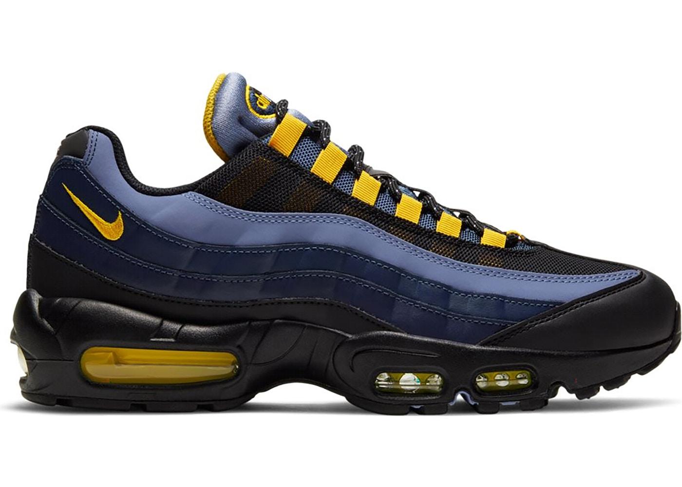 air max 95 yellow