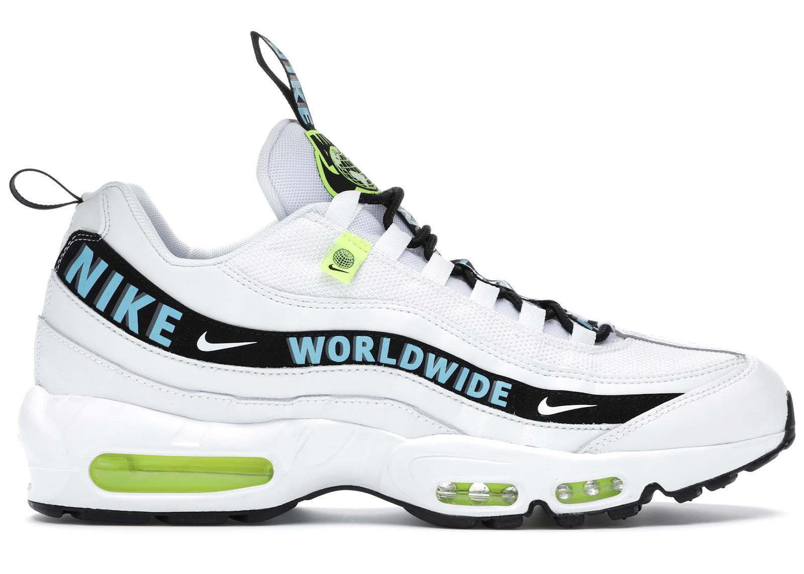 Nike Air Max 95 Worldwide Pack White