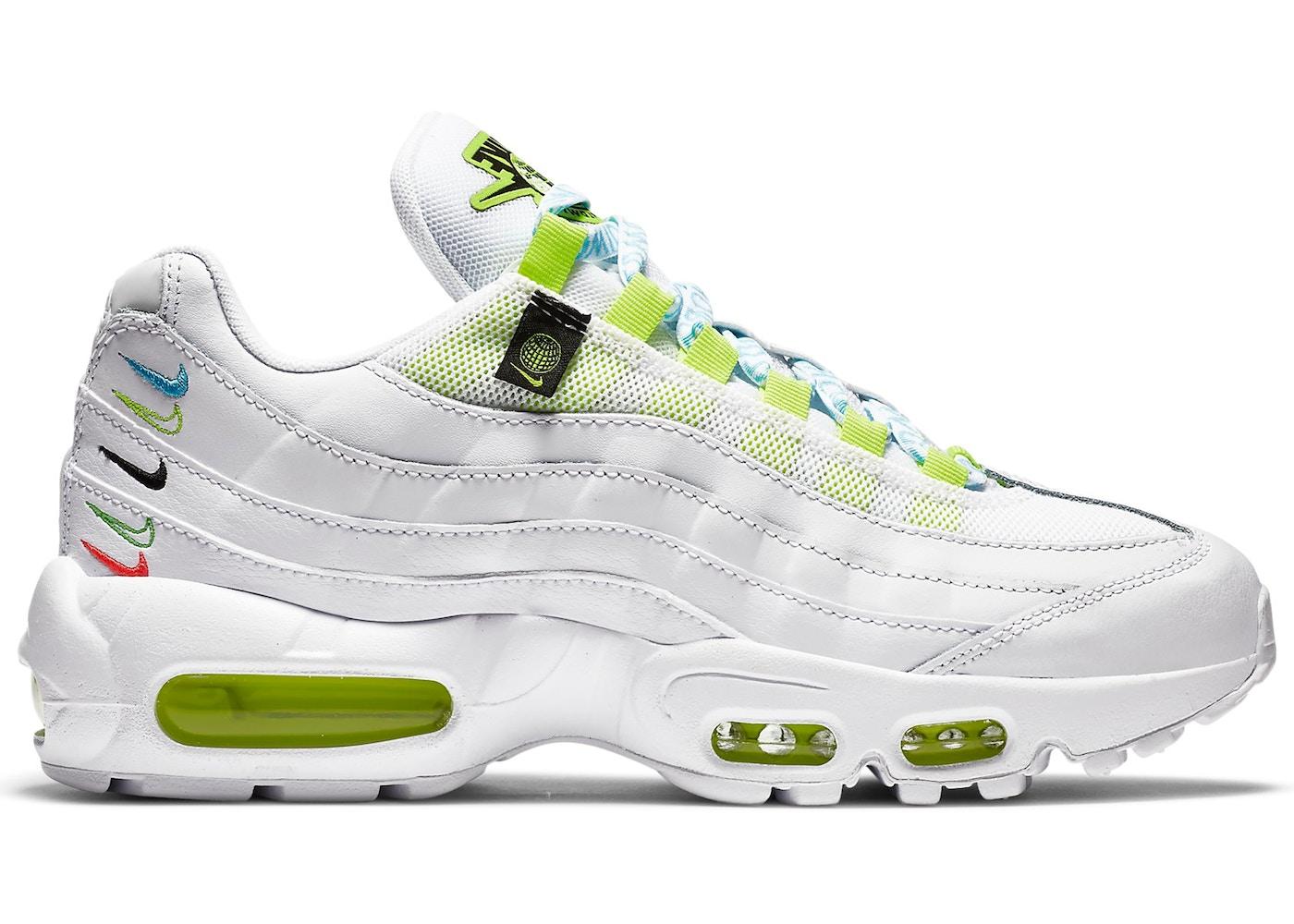 Nike Air Max 95 Worldwide White (W)