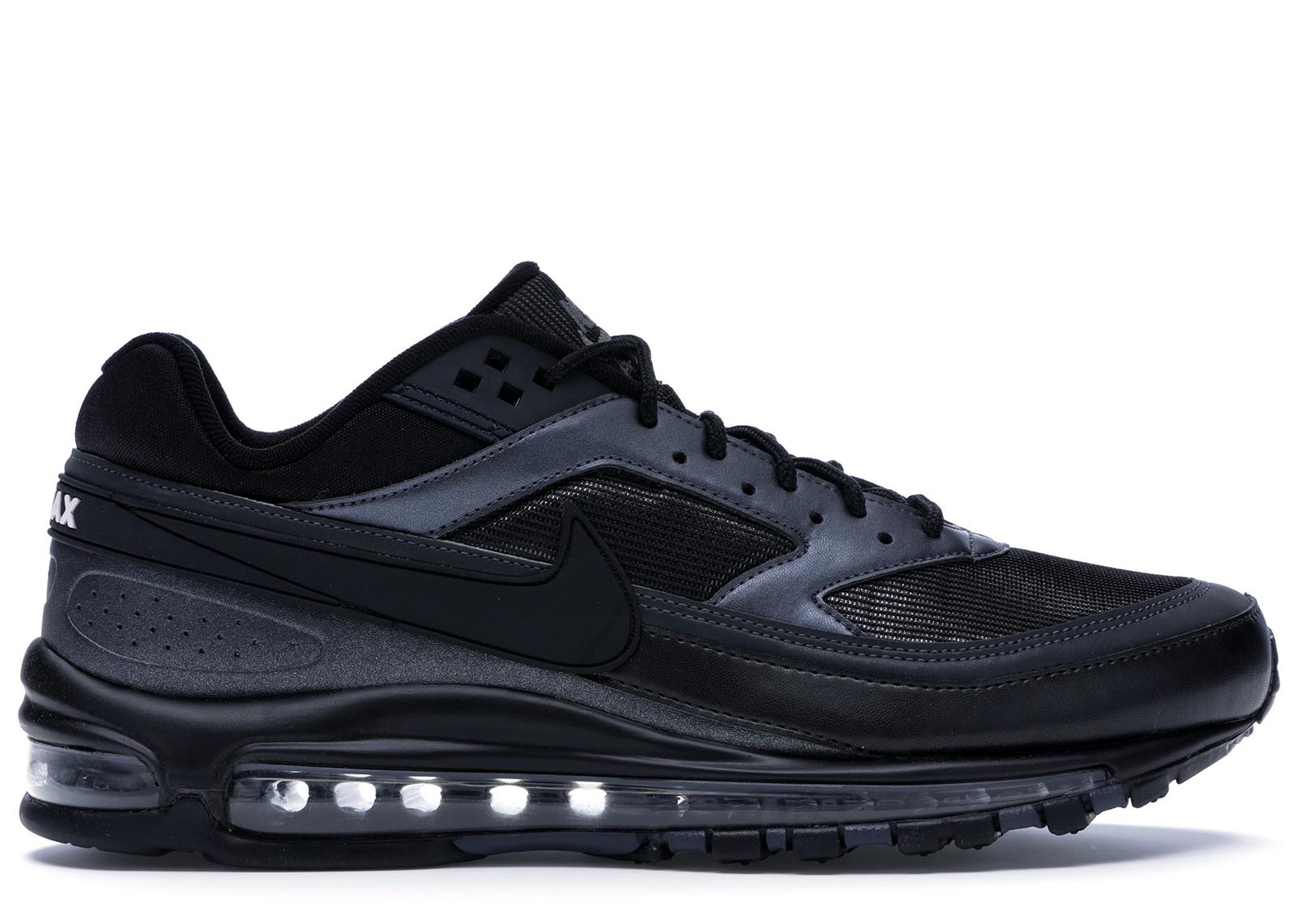 Nike Air Max 97/BW Black Metallic Hematite - AO2406-001