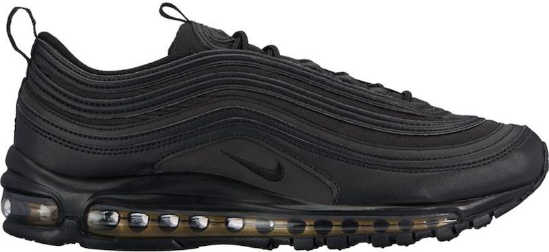 Nike Air Max 97 Black Reflective Gold