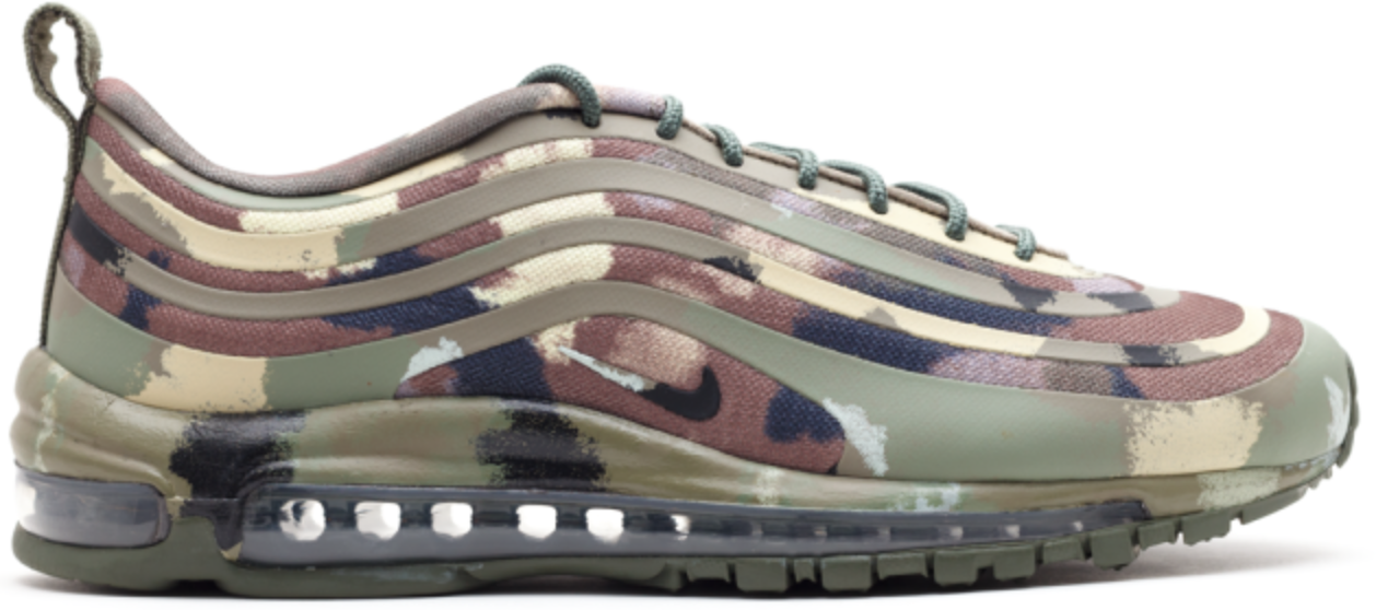 Nike Air Max 97 Country Camo Pack Italy - 596530-220
