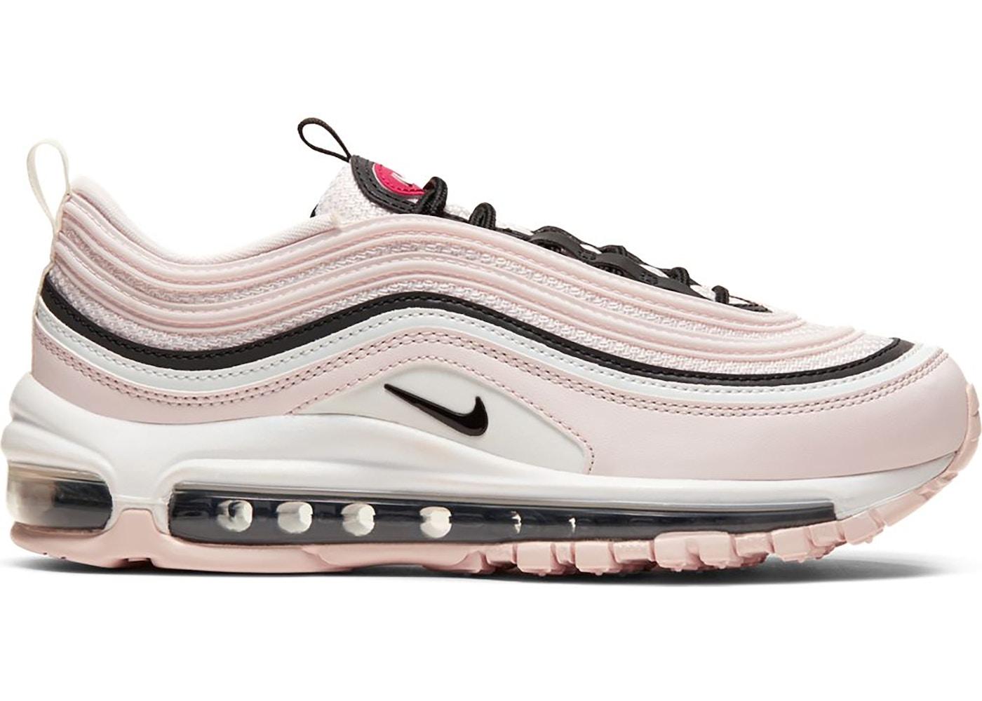 Nike Air Max 97 Light Soft Pink Black (W)