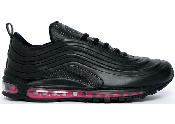 Nike Air Max 97 Lux Black Pink Flash - 316783-005