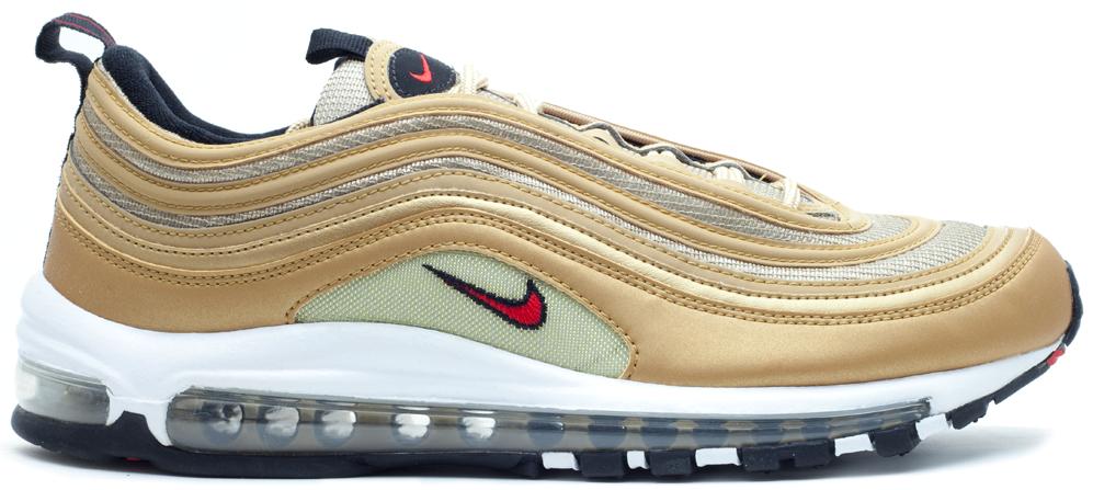 Nike Air Max 97 Metallic Gold (2010)