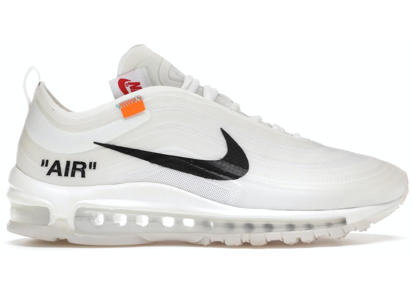 Cobertizo Síguenos Amanecer  Nike Air Max 97 Off-White - AJ4585-100