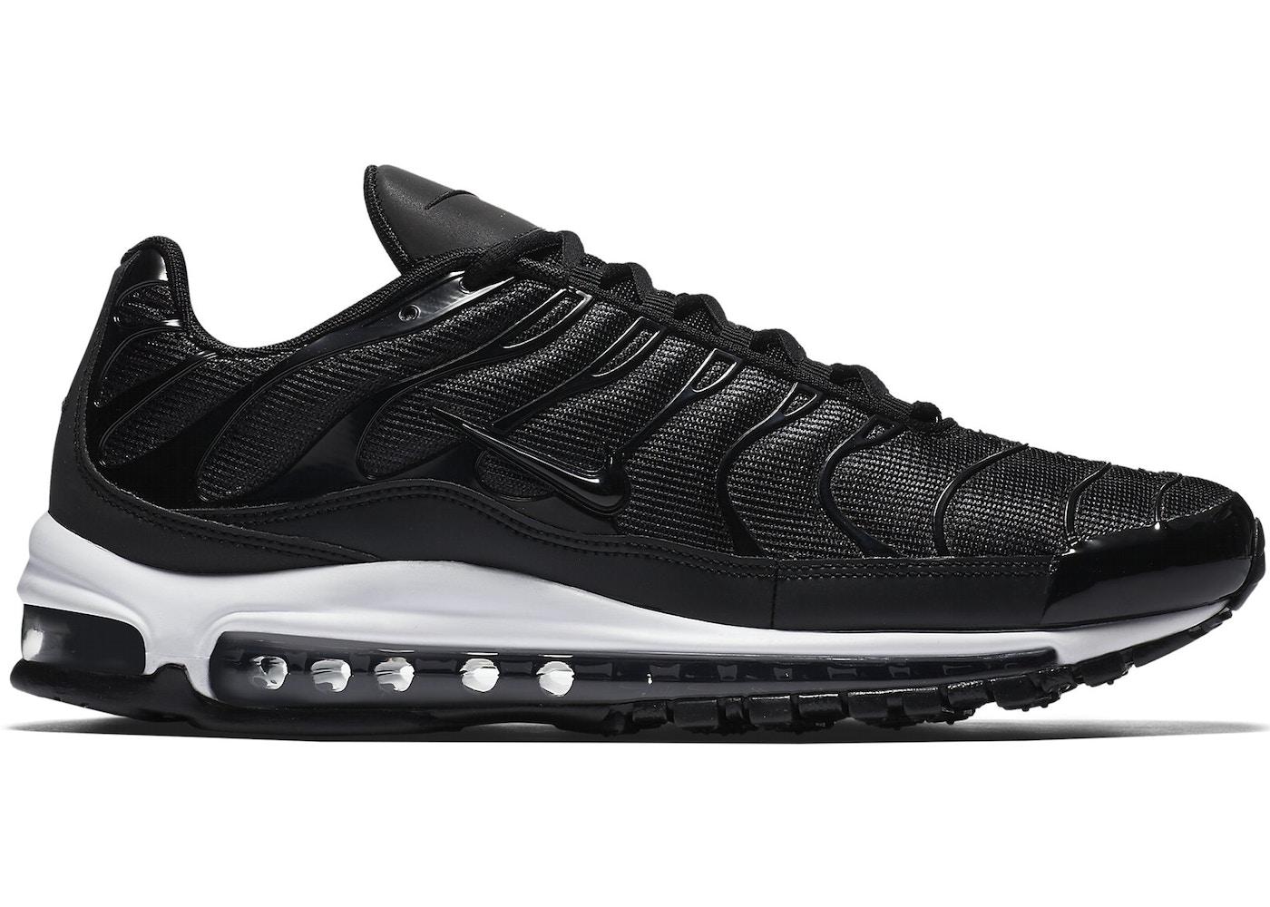 Nike Air Max 97 Plus Black White