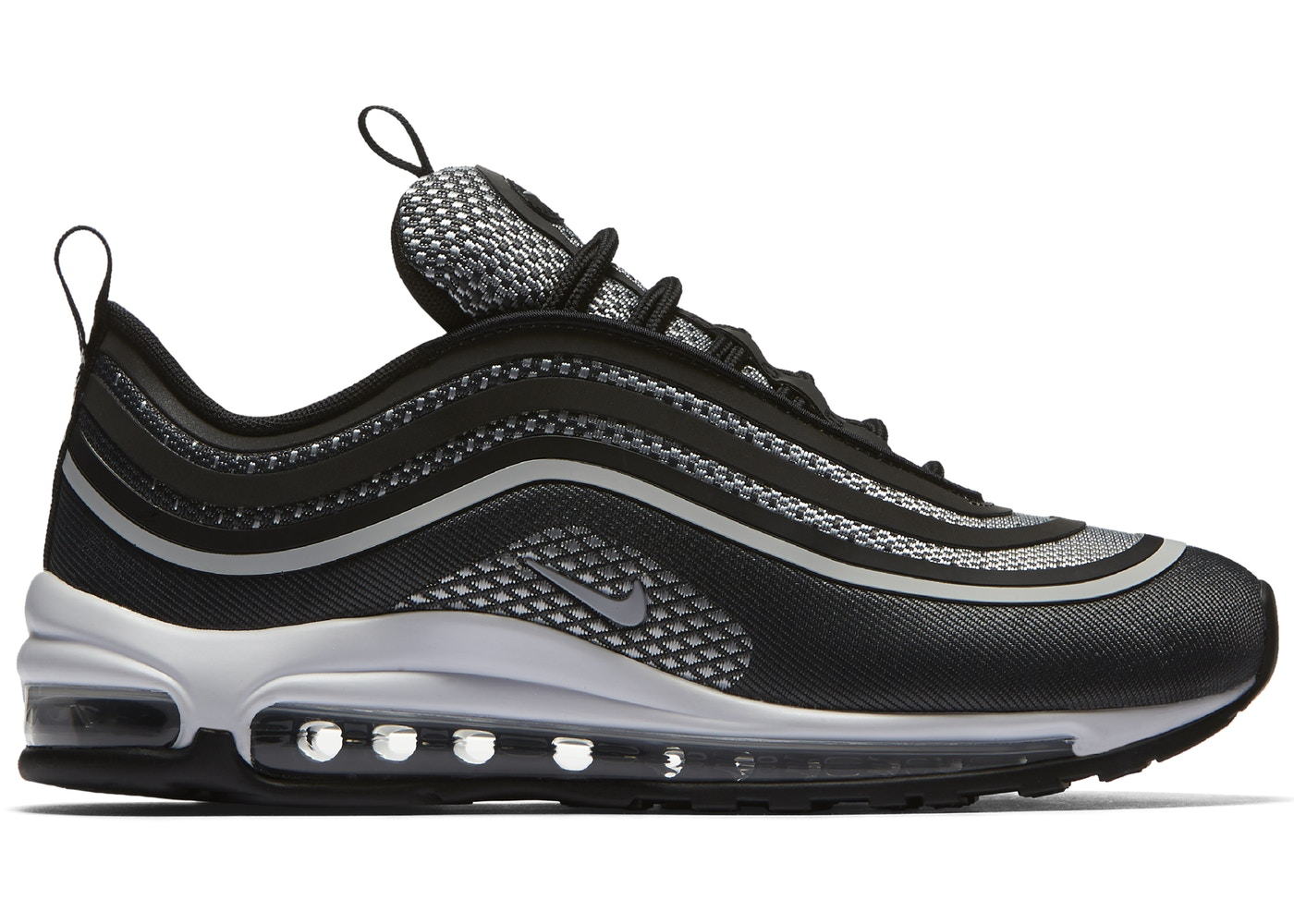Nike Air Max 97 Ultra 17 Black Pure Platinum (W)