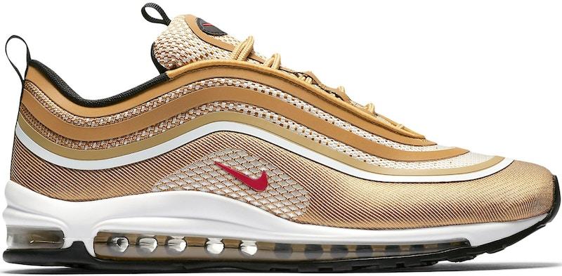 Nike Air Max 97 Ultra 17 Metallic Gold