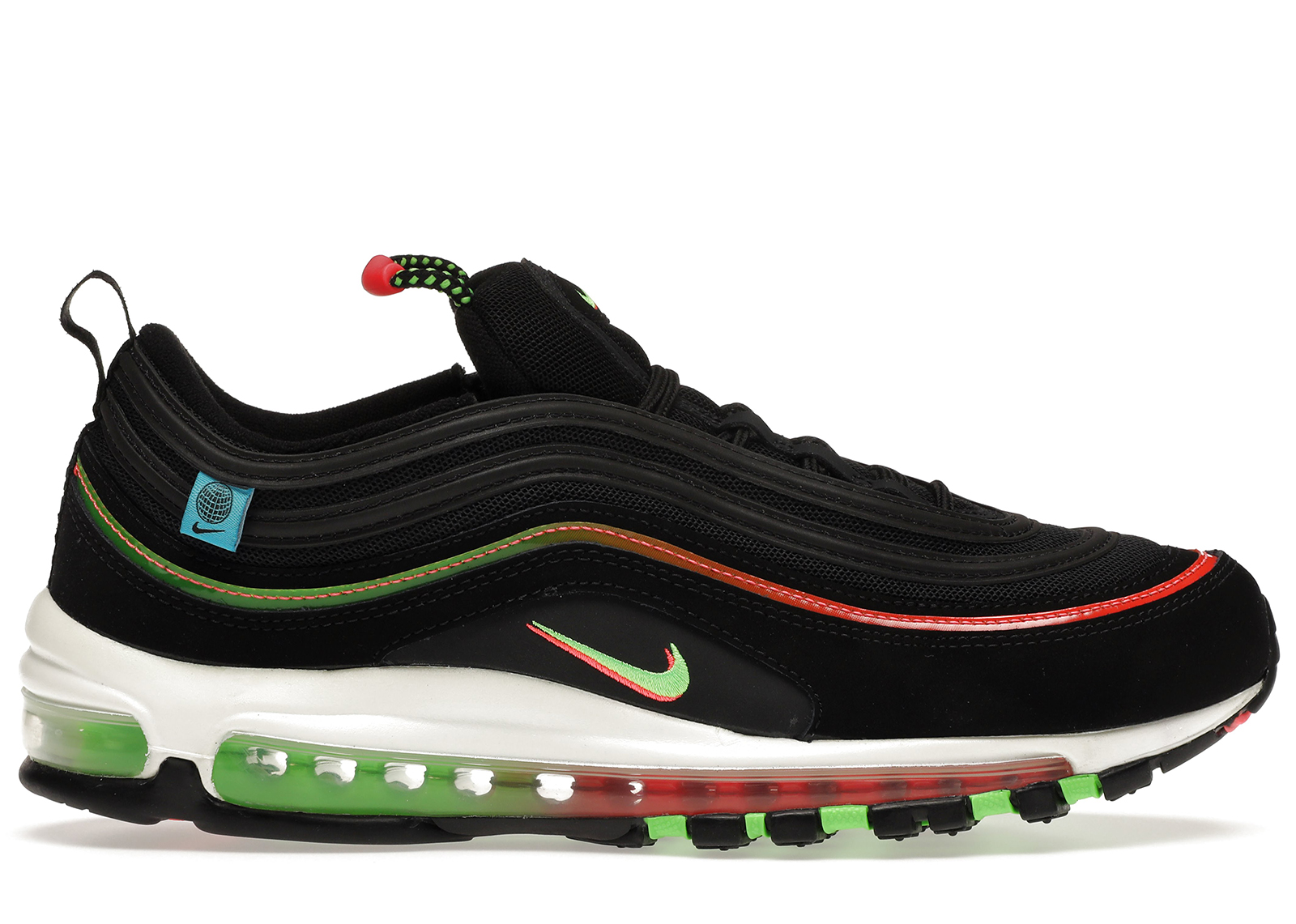 Nike Air Max 97 Worldwide Black