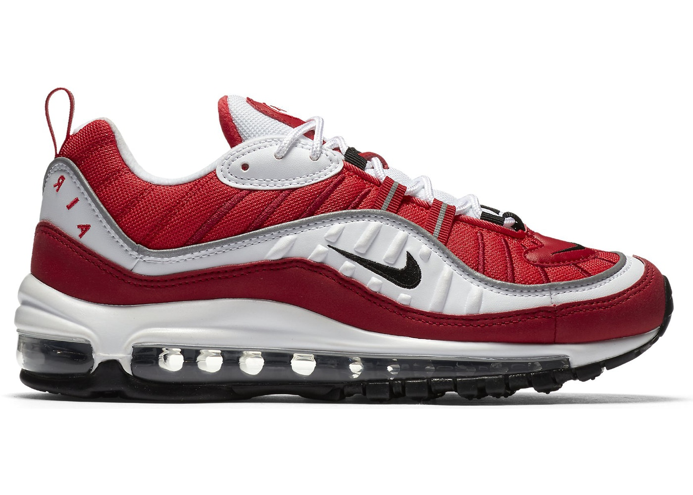 air max 98 bleu rouge
