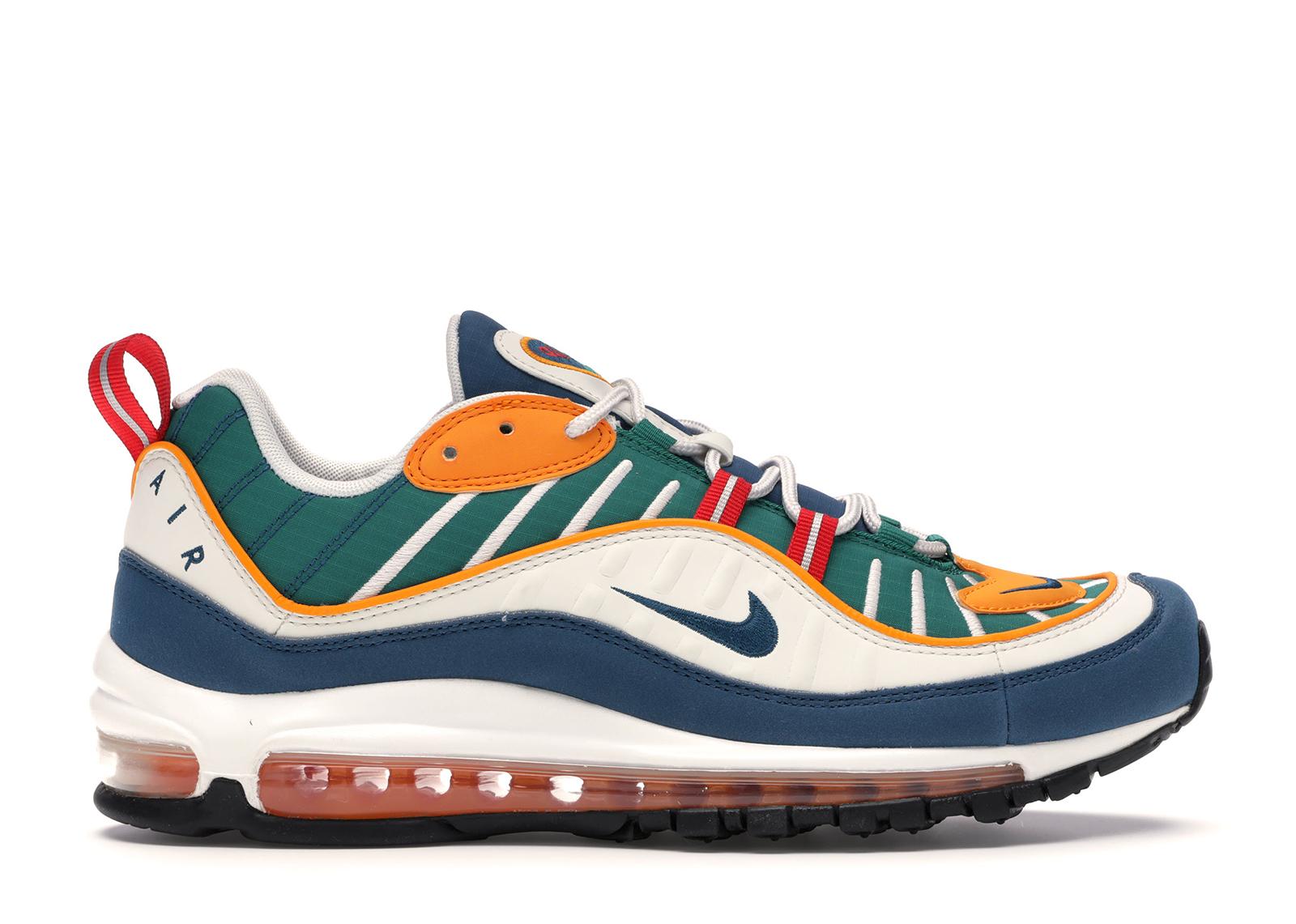 Nike Air Max 98 Multi-Color (W) - AH6799-601