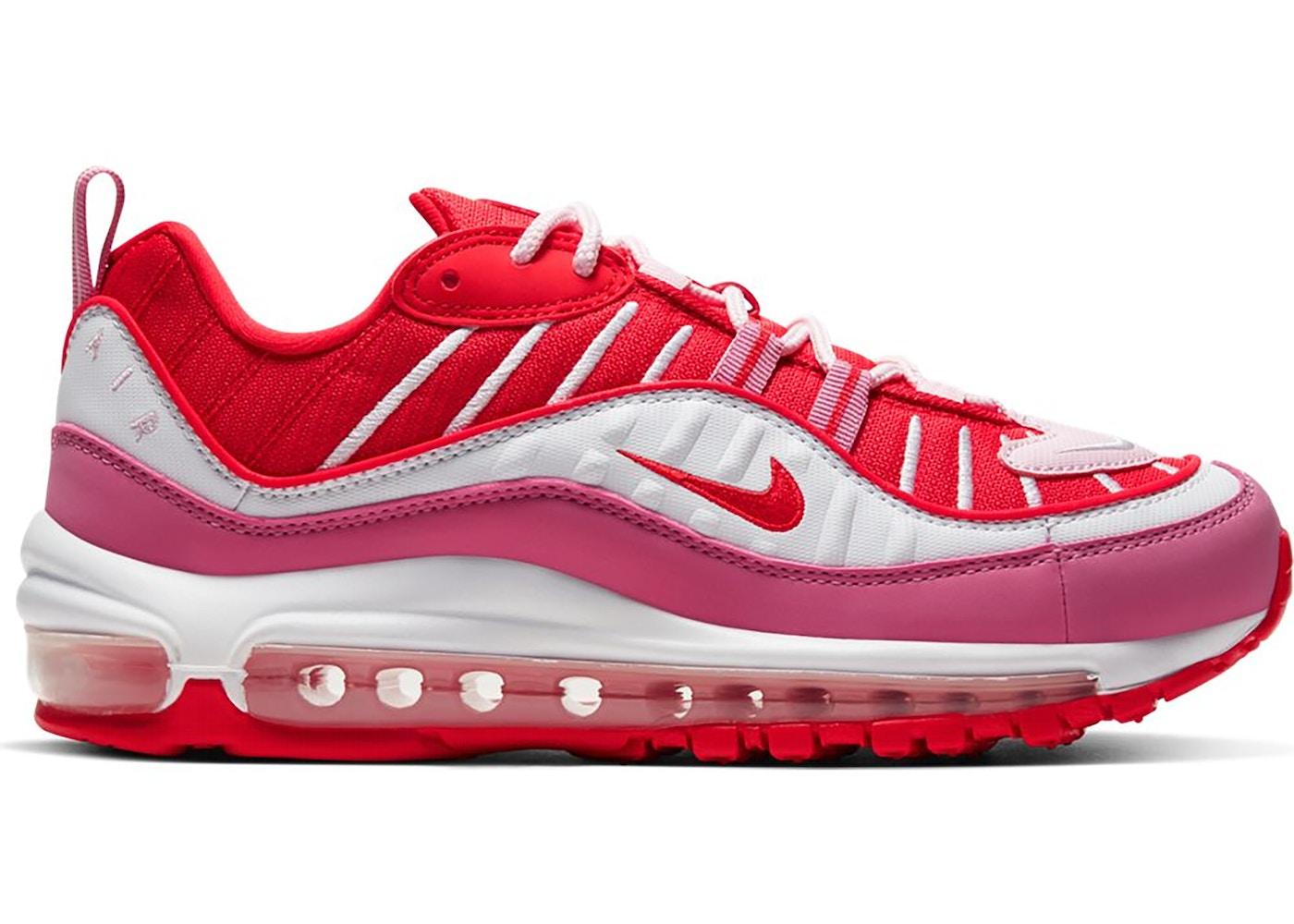 Nike Air Max 98 Track Red Magic Flamingo (W)
