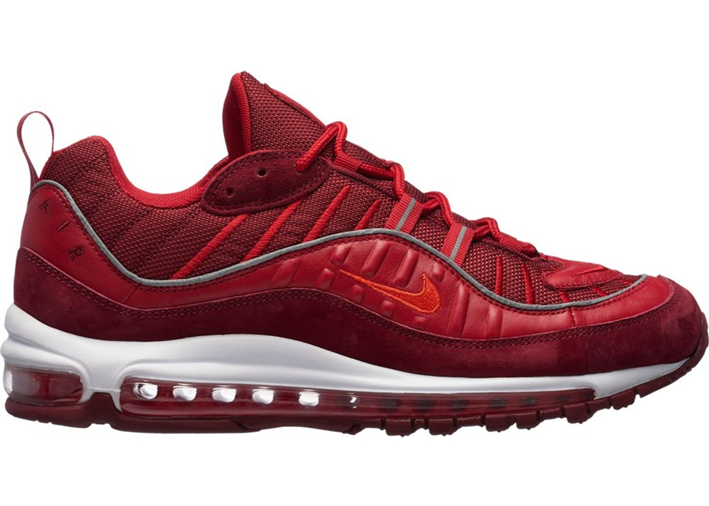 Nike Air Max 98 Triple Red