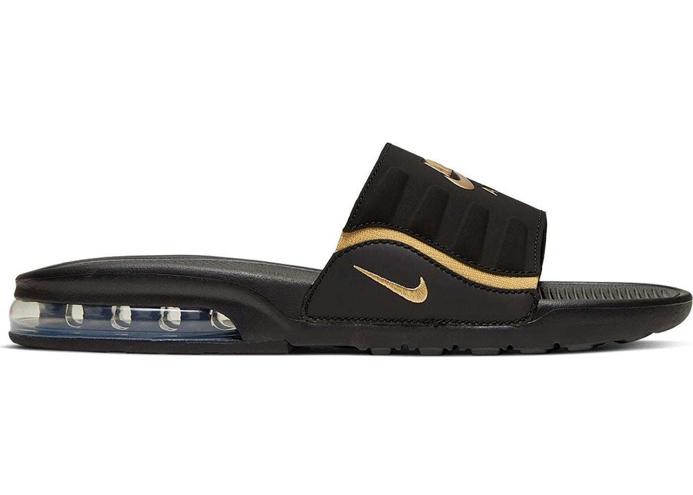 Nike Air Max Camden Black Metallic Gold (W) - BQ4633-001