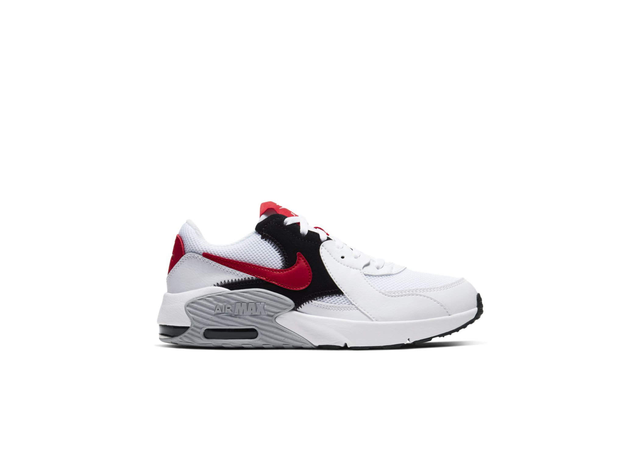 Air Max Excee White University Red (GS) - CD6894-105