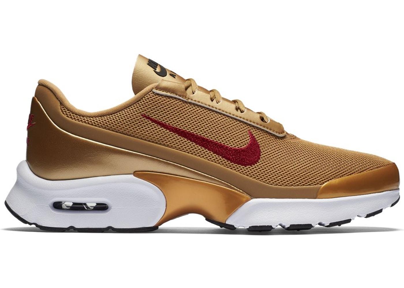 Nike Air Max Jewell Metallic Gold (W)