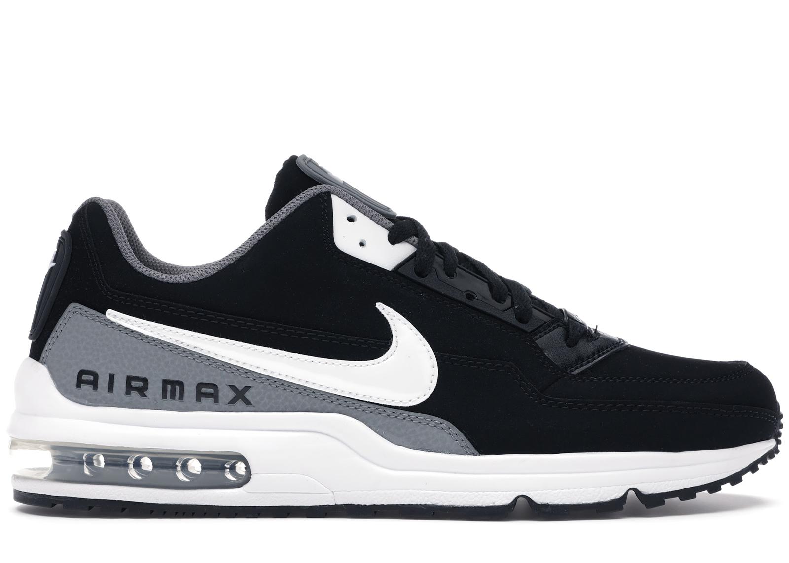 Nike Air Max LTD 3 Black Cool Grey White - BV1171-001