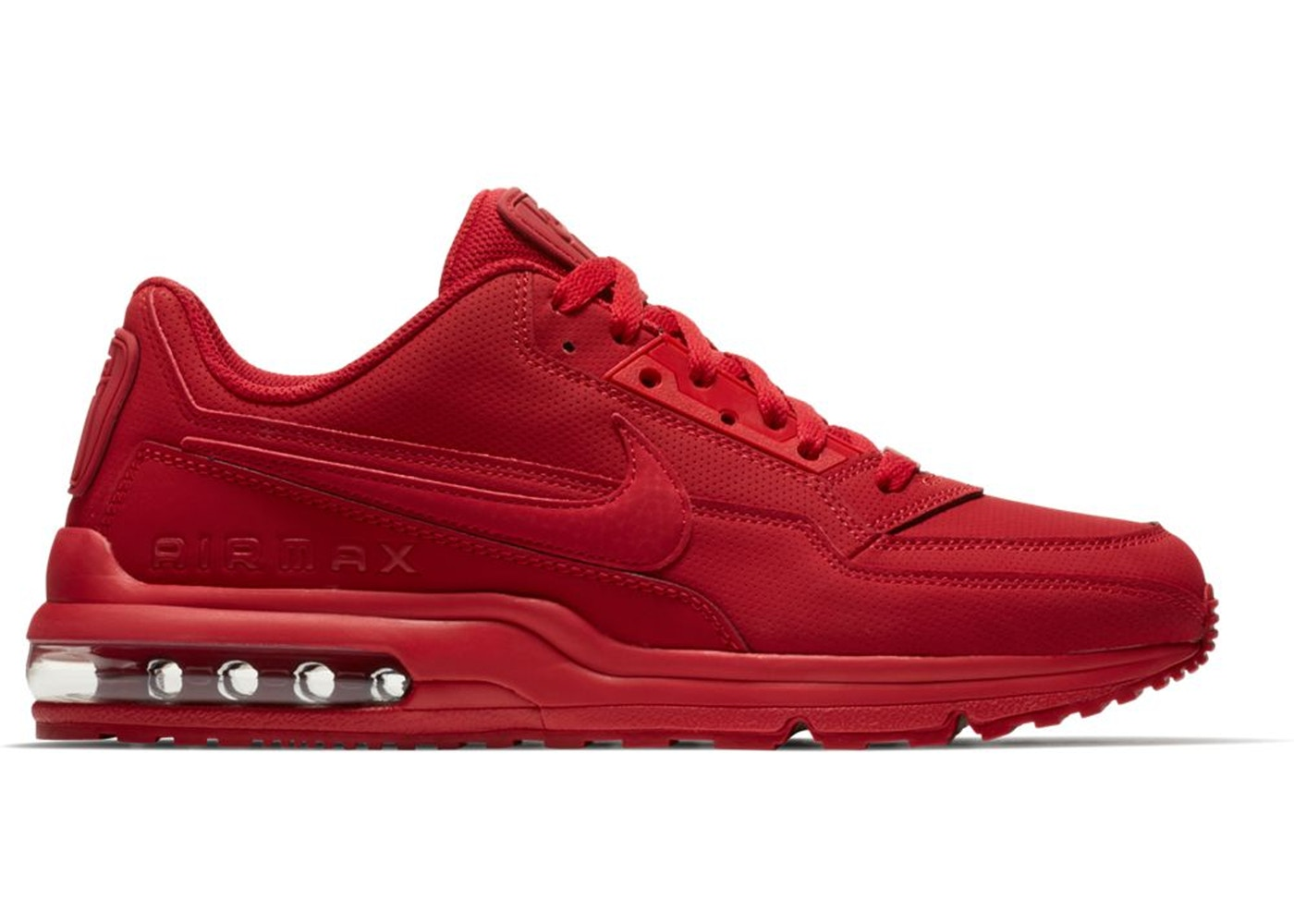 Nike Air Max LTD 3 Gym Red - 687977-602