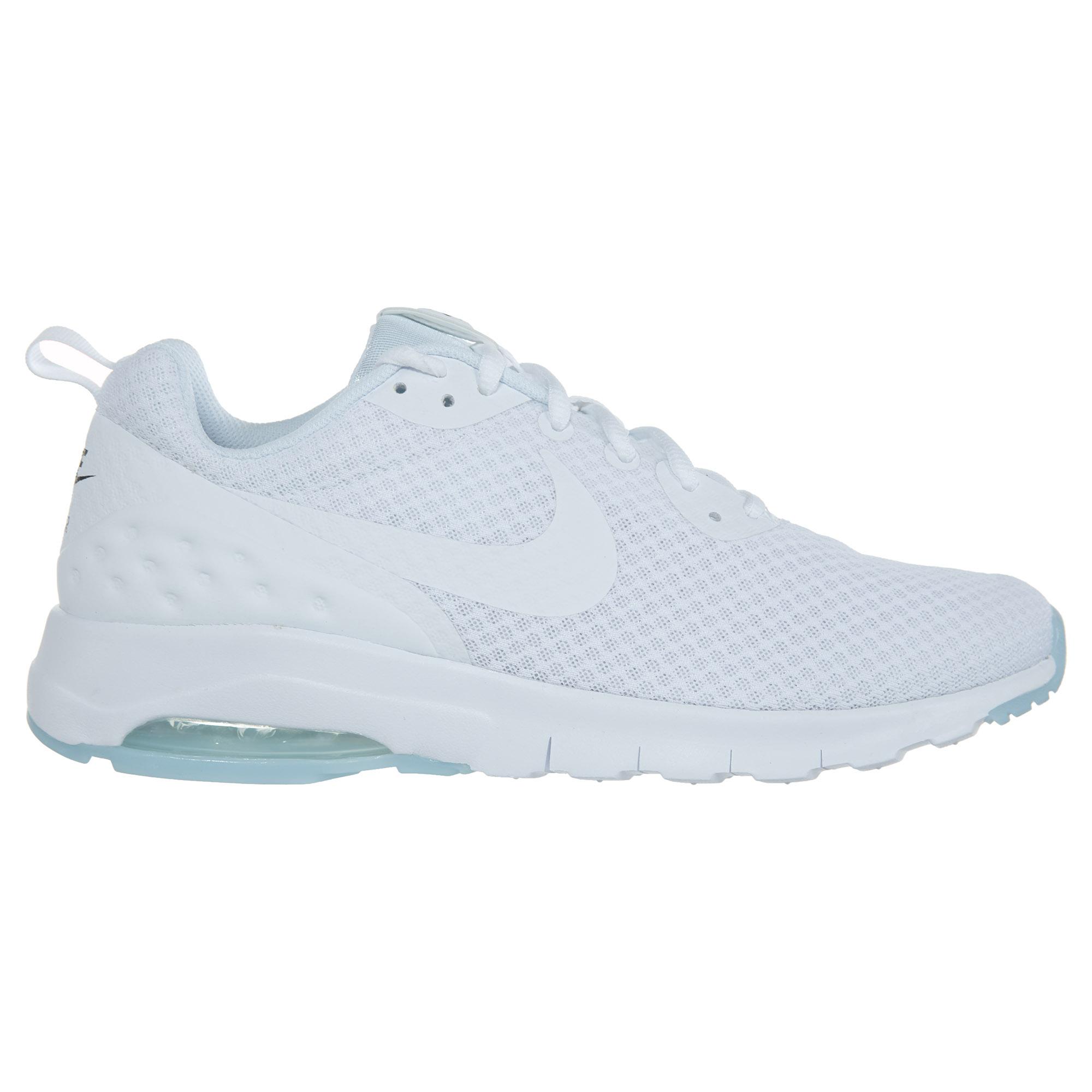 Nike Air Max Motion Lw White White-Black - 833260-110