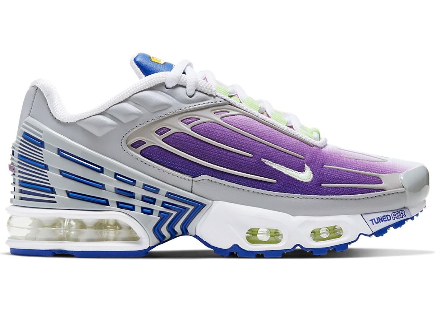 Nike Air Max Plus 3 Purple Nebula (GS) - CD6871-006