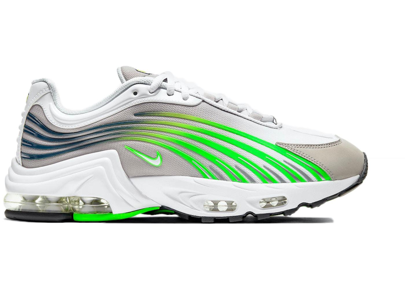 Nike Air Max Plus II Grey Neon Green
