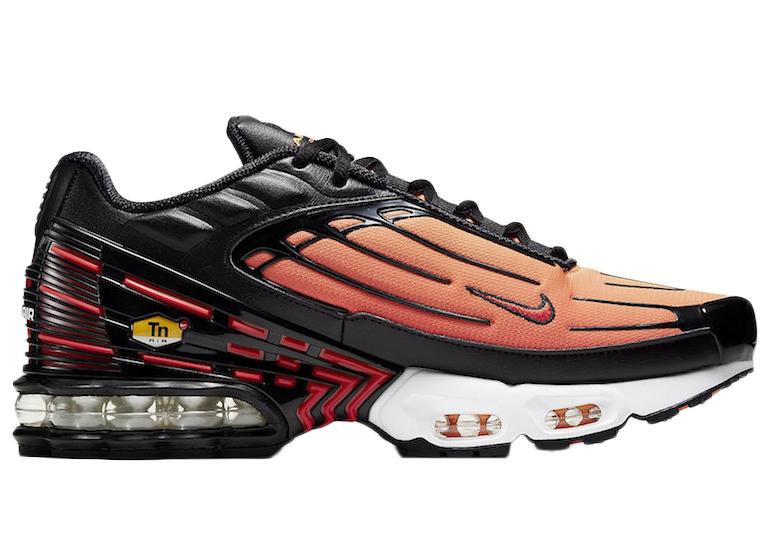Nike Air Max Plus III Tiger Black