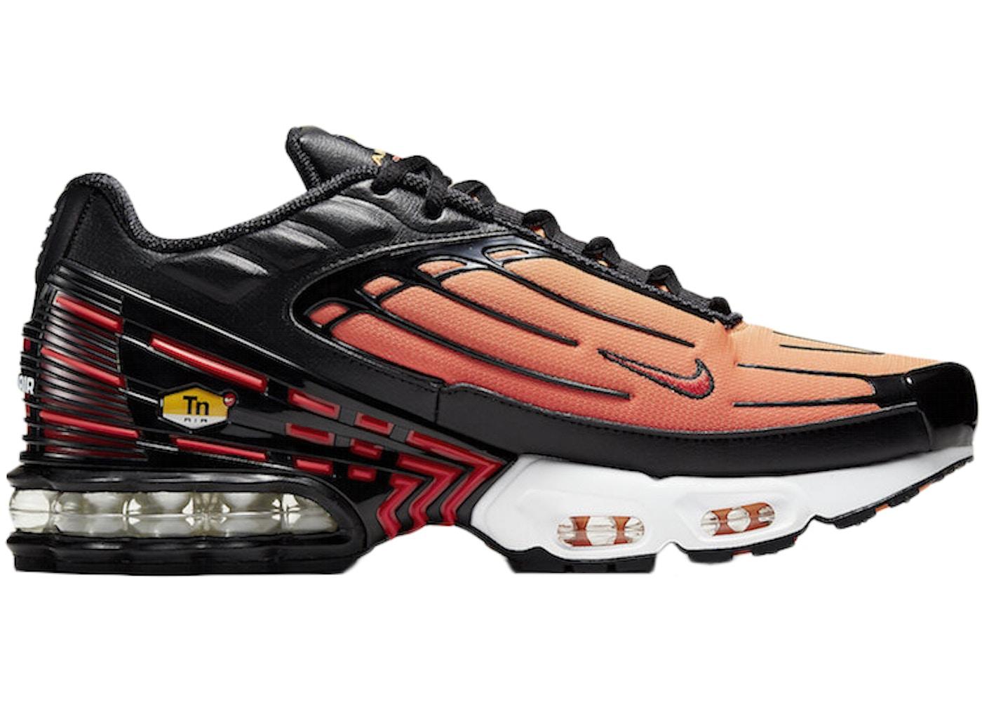 Denso Parcialmente ecuación  Nike Air Max Plus III Tiger Black - CD7005-001